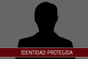 MISIONEROS; Identidad protegida. Lugar; Area accidental