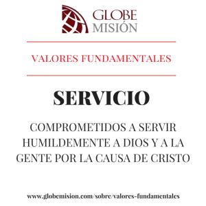 valores fundamentales  servicio